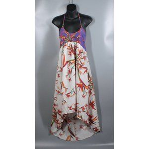 NEW! NICOLE MILLER TROPICAL FLORAL DRESS!